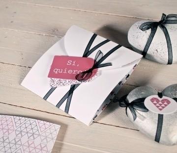 Ideas para bodas handmade