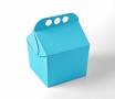 Glückliche Box