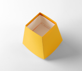 Cardboard pencil holder