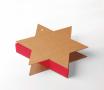 Caja estrella 6 puntas