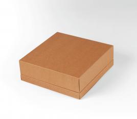 Scatola quadrata con coperchio