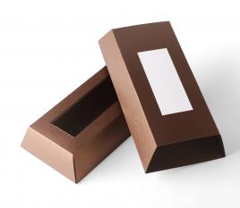 Caja bombones rectangular