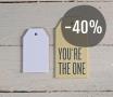 Kit de etiquetas THE ONE
