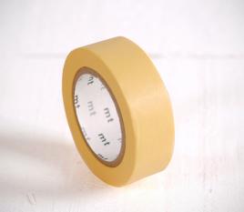 Washi tape vaniglia
