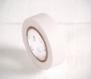 Washi tape white matte