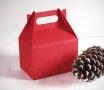 Scatola regalo picnic natalizia