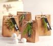 Bustina decorata per regali