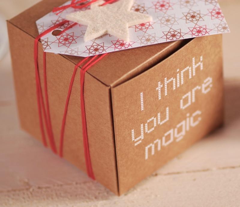 Geschenkbox individuell