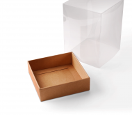 Gift boxes with a lid