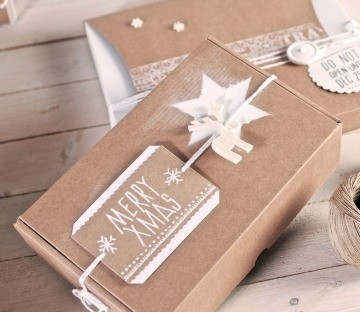 Self-assembly gift boxes