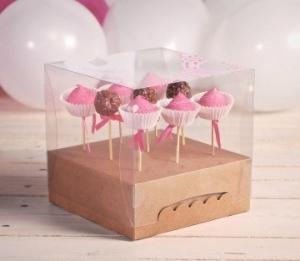 Acquistare scatole per cake pop
