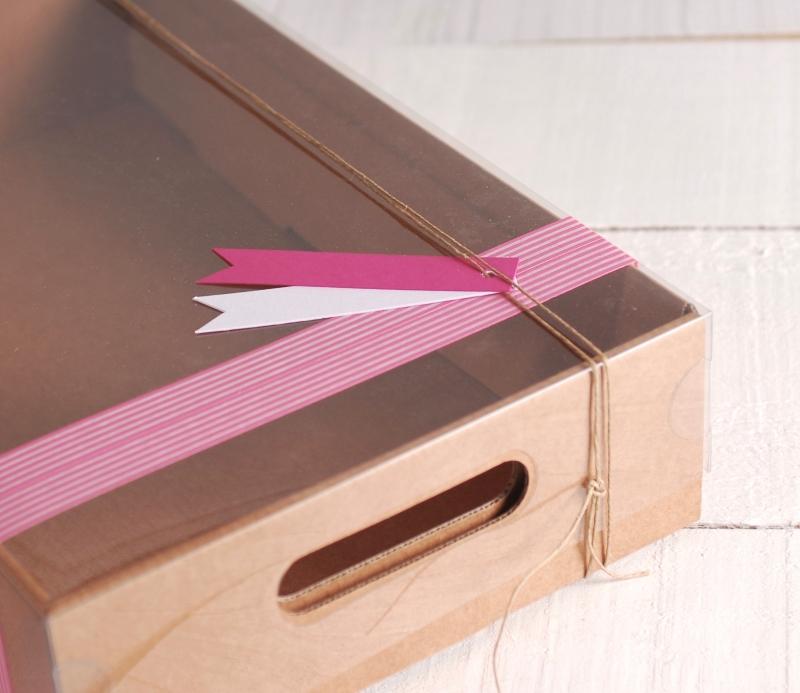 Bandeja de Cartón para Regalar on