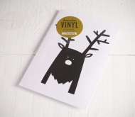 Vinyl Reindeer Decal