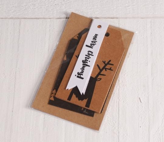 Kit Etiquetas para regalos navideños