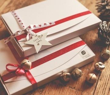 Cajas para vales regalo