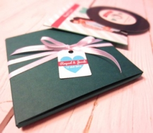 Diseños para invitaciones de boda