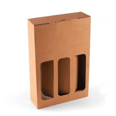 Caja para vinos