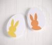 Pegatinas de Huevos de Pascua