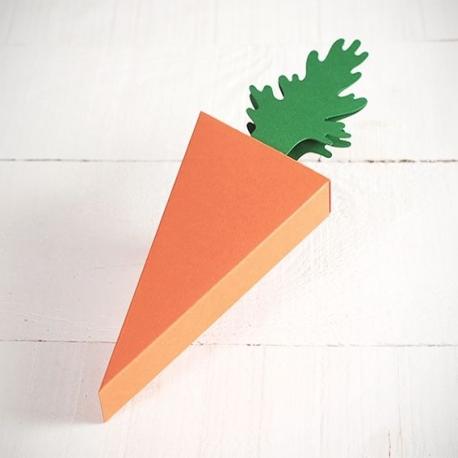 Scatola a carota