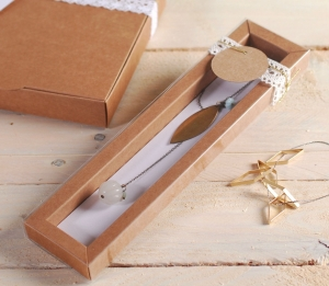 Box for necklaces