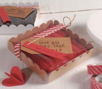 Box for gummies