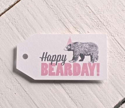Labels – Happy BEARDAY