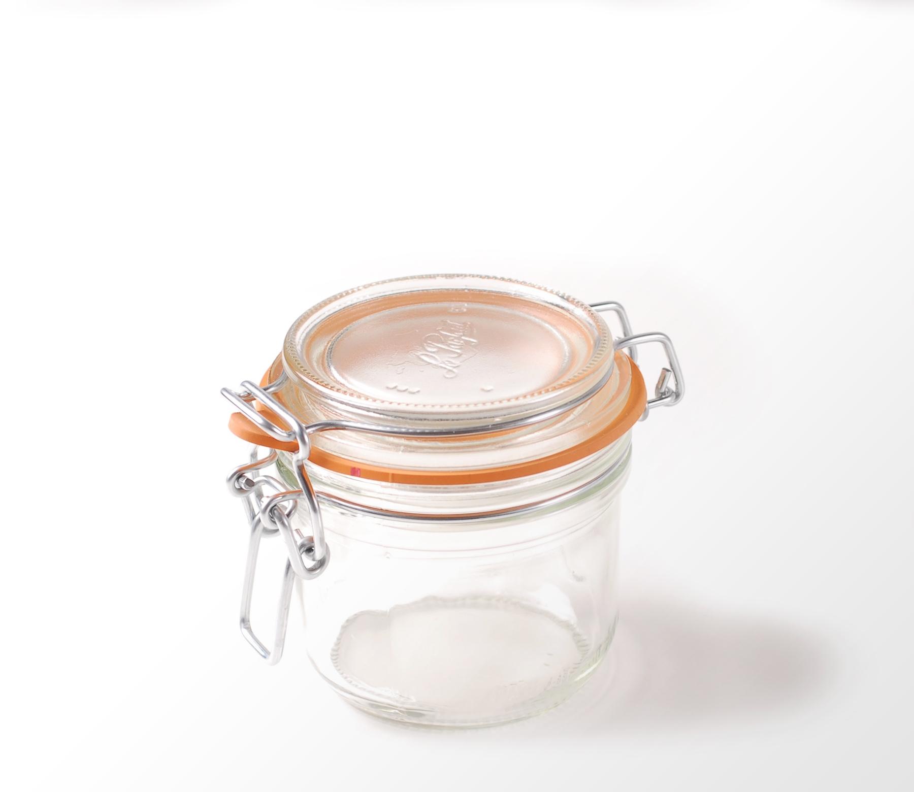 Contenitori Vetro Per Conserve barattolo di vetro per conserve