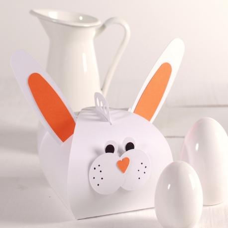 Caja para Pasteles con Conejo
