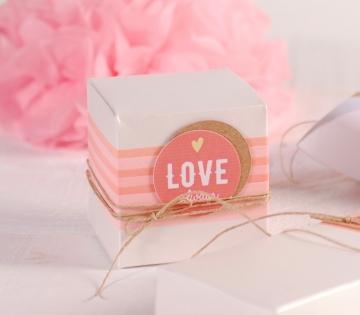 Little Square Love Box