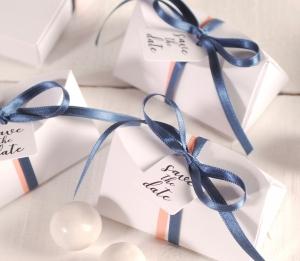 Cajita para regalar en bodas