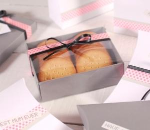 Scatolina per regalare biscotti