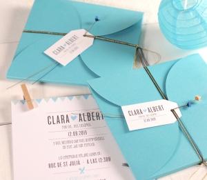 Original invitations for weddings