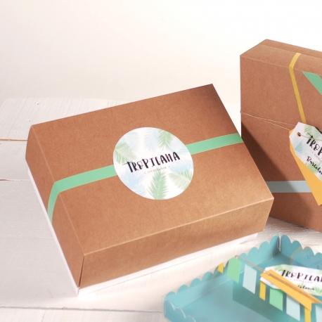 Caja para regalar ropa