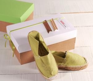 Children's shoebox