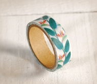 Washi tape tropical