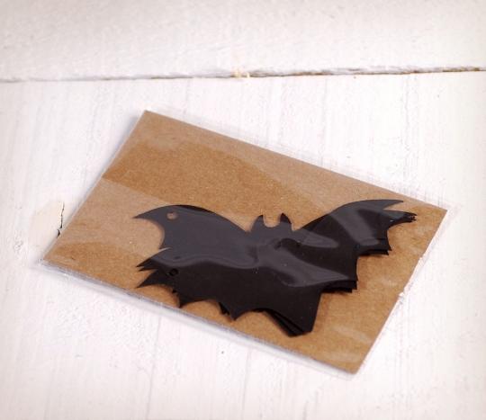 Pipistrelli di cartoncino