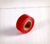 Washi tape mini rojo