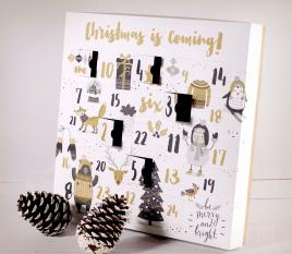 Nordic advent calendar