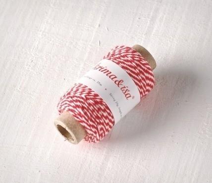 Cordino bicolore in cotone mini