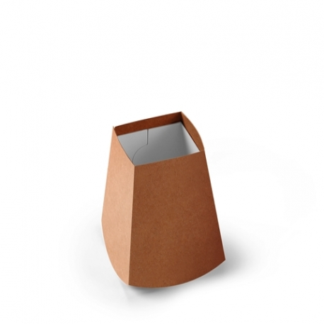 Cubilete de cartón