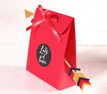 Bustina per regali d'amore