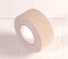 Fabric tape de lino ancho