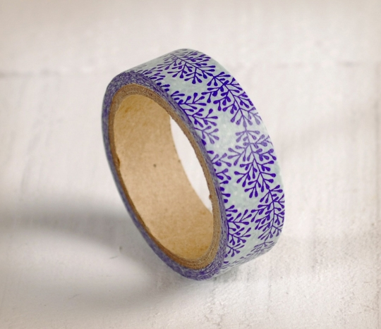 Washi tape vegetal