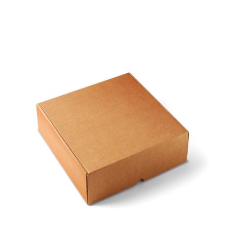Quadratische Versandkartons