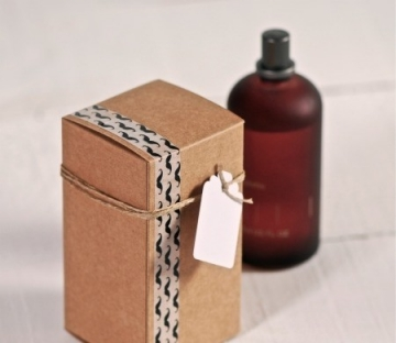 Cajas de cartón para perfumes