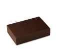 Rectangular chocolate box