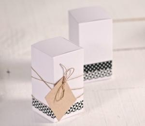 Scatola rettangolare in cartone