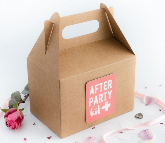 Survival Kit di nozze