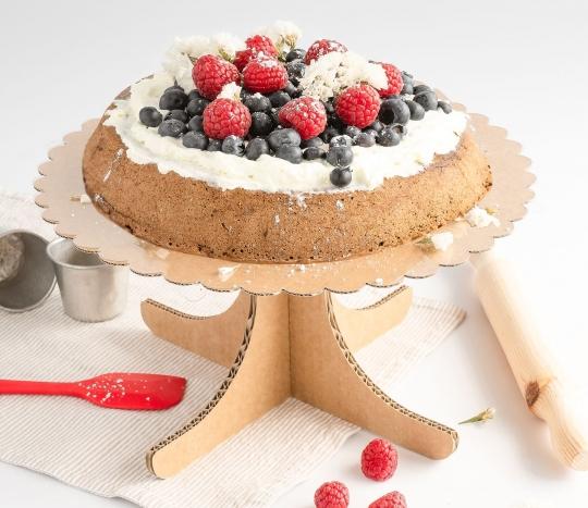 Espositore per torte