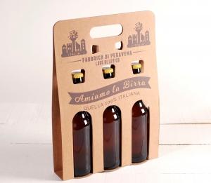 Caja de cerveza clásica